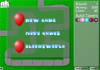 Bloons Tower Defe…